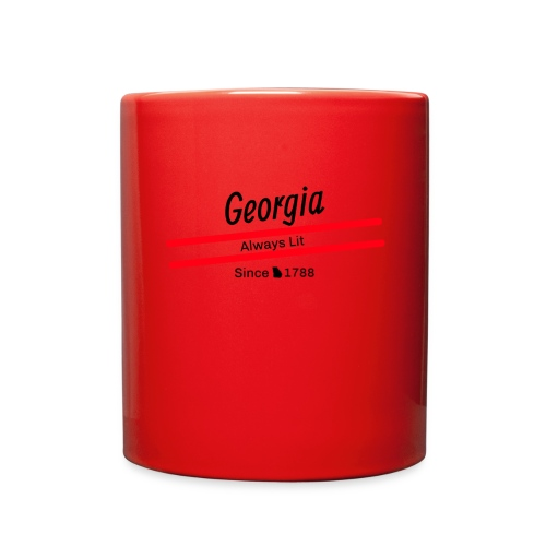 Georgia Always Lit - Full Color Mug