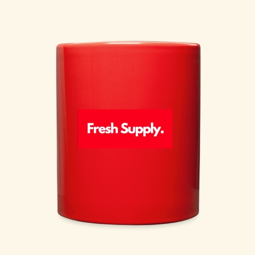 Fresh Supply. - Full Color Mug