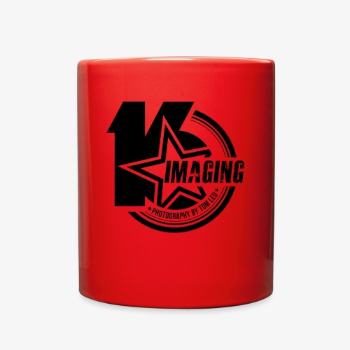 16 Badge Black - Full Color Mug