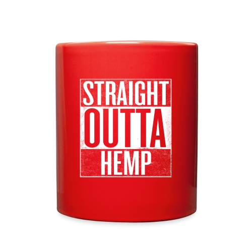 Straight Outta Hemp - Full Color Mug