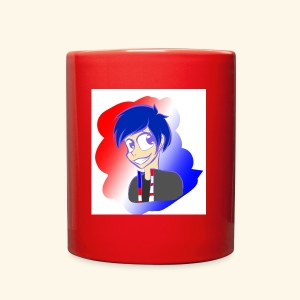 4th of july collin - Full Color Mug