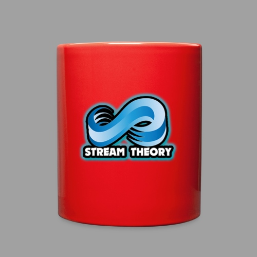 Stream Theory - Full Color Mug