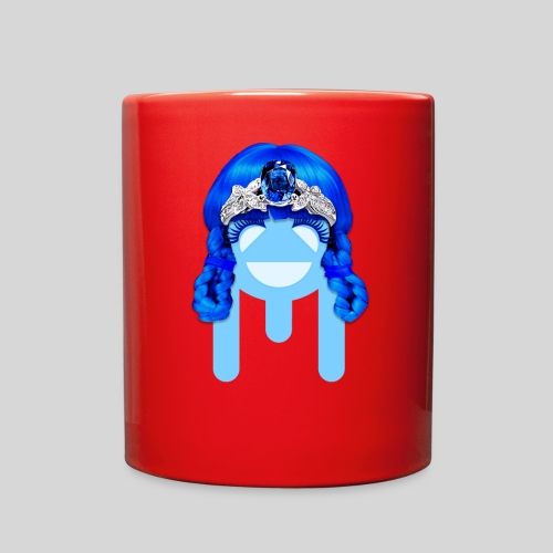 ALIENS WITH WIGS - #TeamMu - Full Color Mug