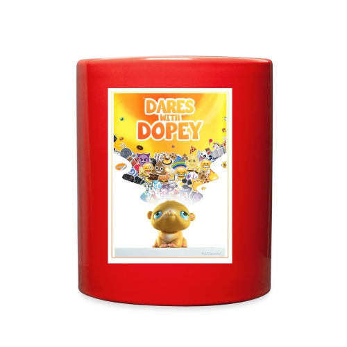iPhone Case - Dares With Dopey - Full Color Mug