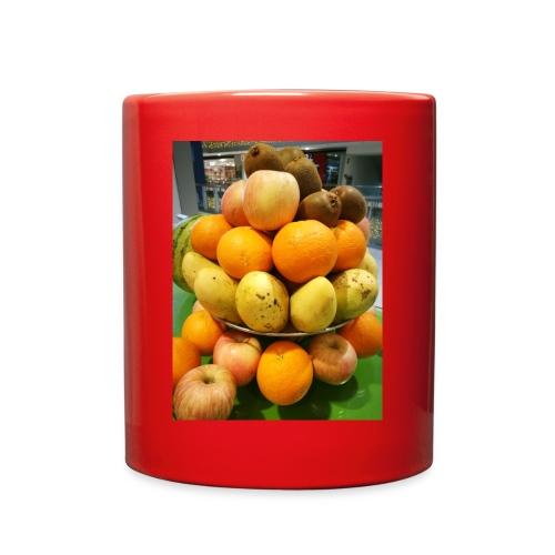 fruits - Full Color Mug