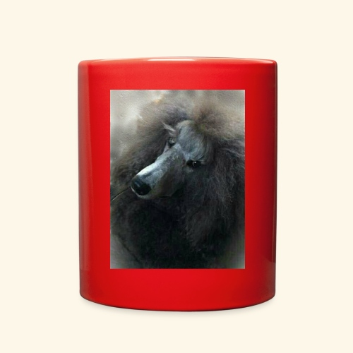 Standard Poodle - Full Color Mug