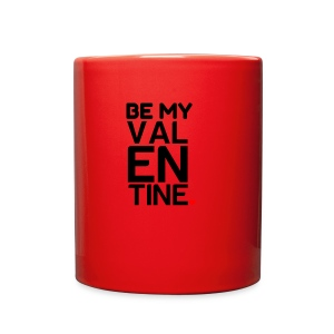 VALENTINE - Full Color Mug