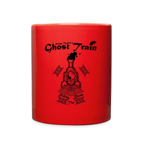SonnyTackett'sGhostTrain - Full Color Mug