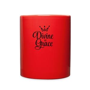 Divine by Grace - Full Color Mug
