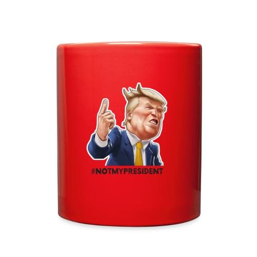 #NotMyPresident - Full Color Mug