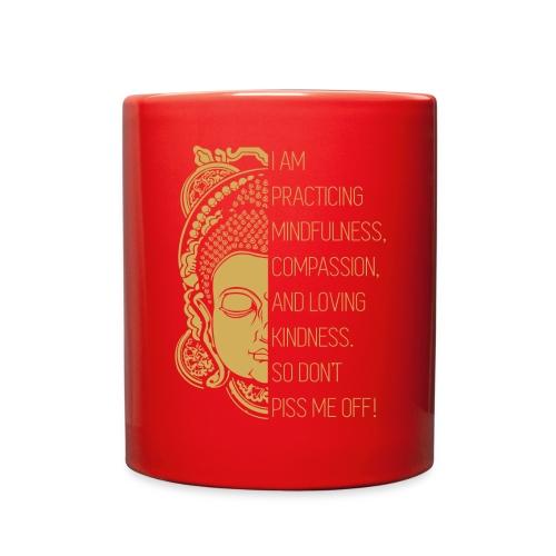 Meditation - Full Color Mug
