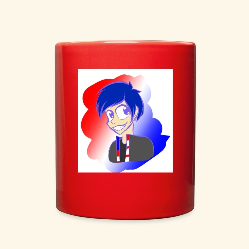 4th of july collin - Full Color Mug