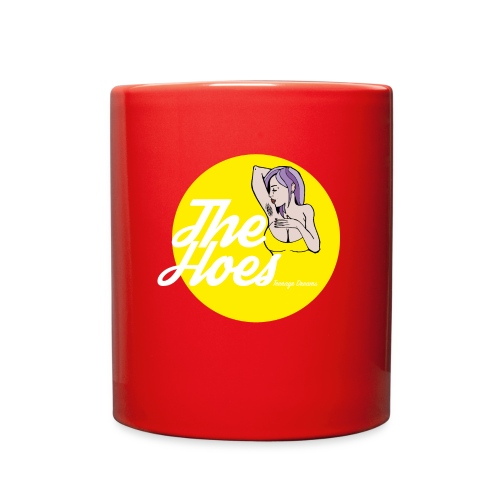 The Hoes Teenage Dreams Yellow - Full Color Mug