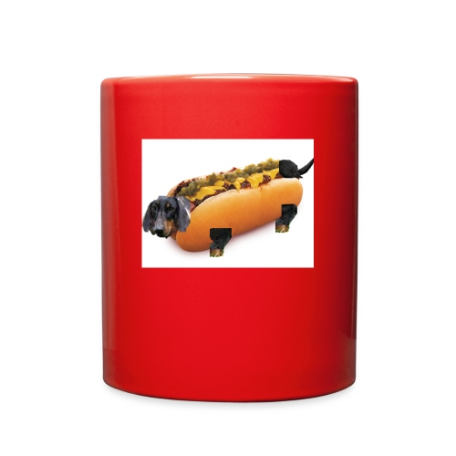 Hot Dog Literally - Full Color Mug