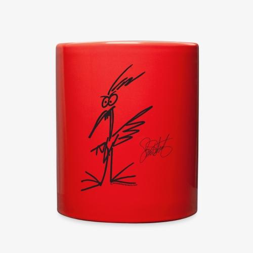 The Bird - Mug - Full Color Mug