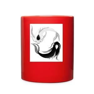 Cool fish - Full Color Mug