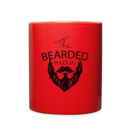 The bearded man - Full Color Mug