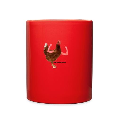 ChickenLover Box Logo T-shirt - Full Color Mug