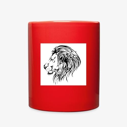 Lion - Full Color Mug