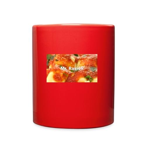 MR.RAVIOLI - Full Color Mug