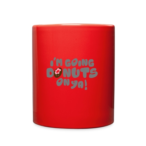 Donuts - Full Color Mug