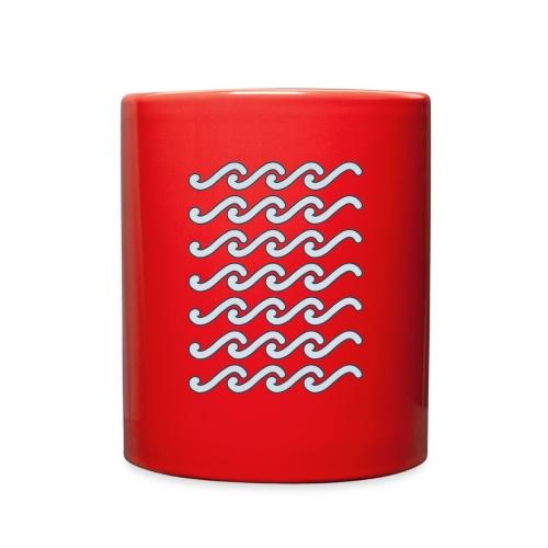 Bayside Waves - Full Color Mug