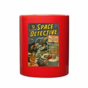 Space Detective - Full Color Mug