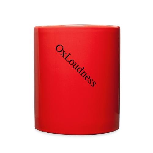 Ox v.1 - Full Color Mug