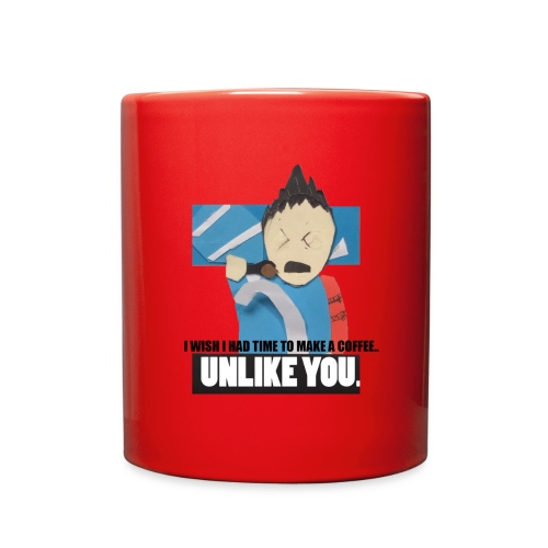 Mark Coffee Mug - Full Color Mug