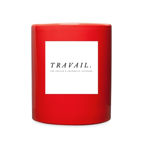 TRAVAIL - Full Color Mug