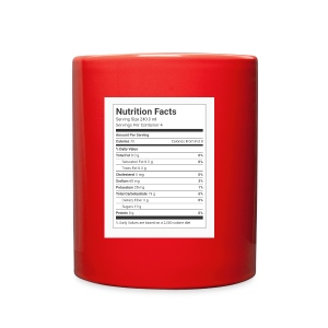 Brisk ingrediant merch - Full Color Mug