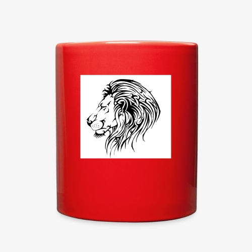 Lion - Full Color Mug