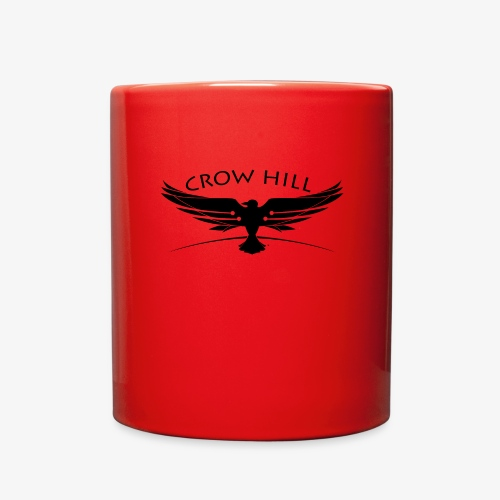 Crow Hill Band Black Logo - Full Color Mug