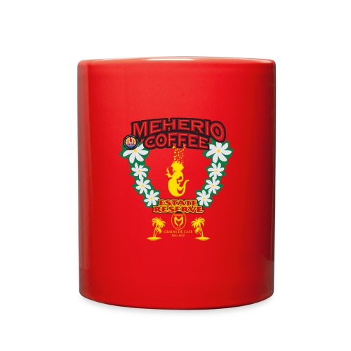 MEHERIO COFFEE - Full Color Mug