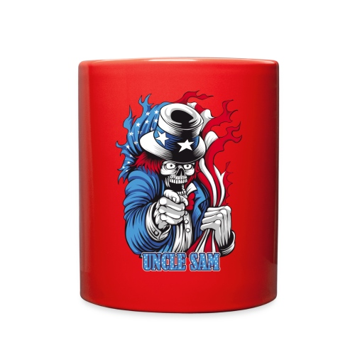 Uncle Sam (united state) - Full Color Mug