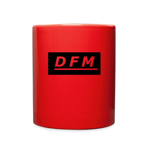 D.F.M Logo Merch - Full Color Mug