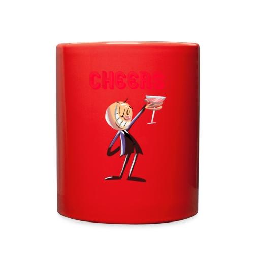 Cheers - Full Color Mug