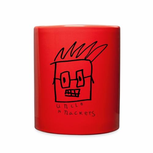 Uncle Knackers Self Portrait. - Full Color Mug