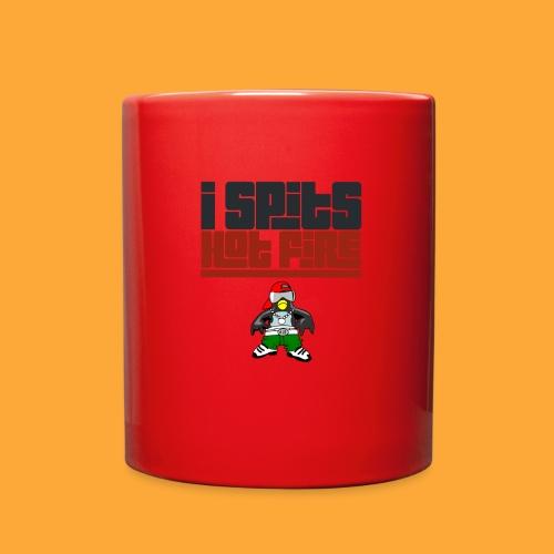 I Spits Hot Fire - Full Color Mug