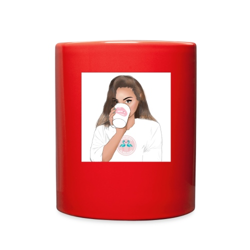 Coffee Talks With Brittney Mug - Full Color Mug