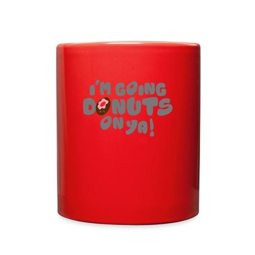 Donuts - Full Color Mug