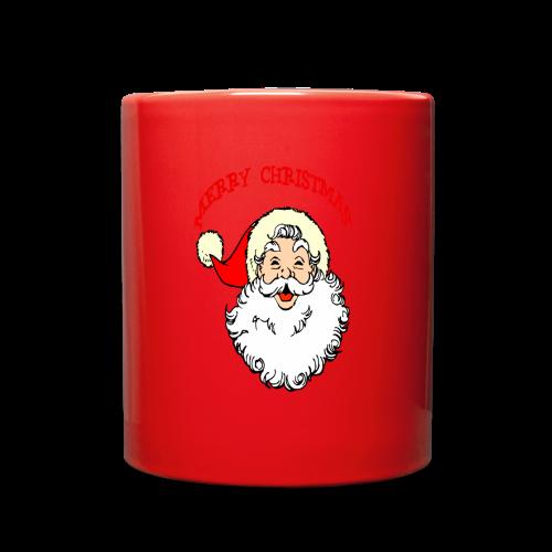 Merry Christmas - Full Color Mug