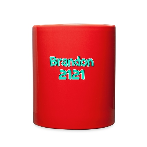 button - Full Color Mug