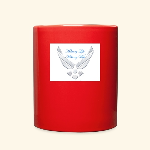 Military Life - Full Color Mug