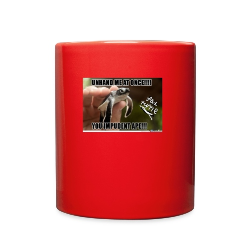 fat turtle merch - Full Color Mug