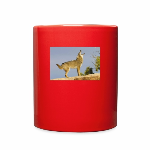 coyote - Full Color Mug
