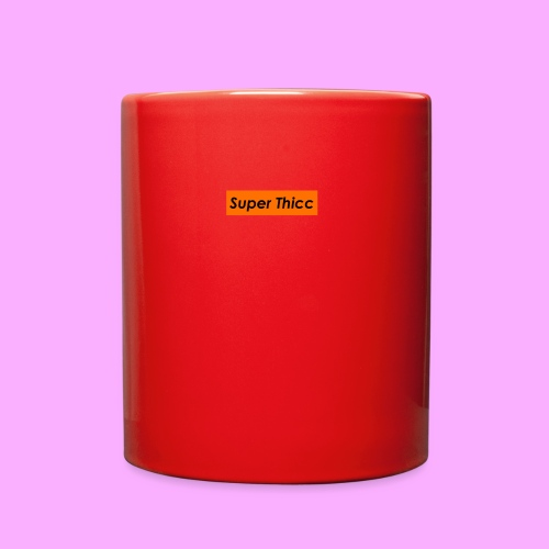 Super thicc - Full Color Mug