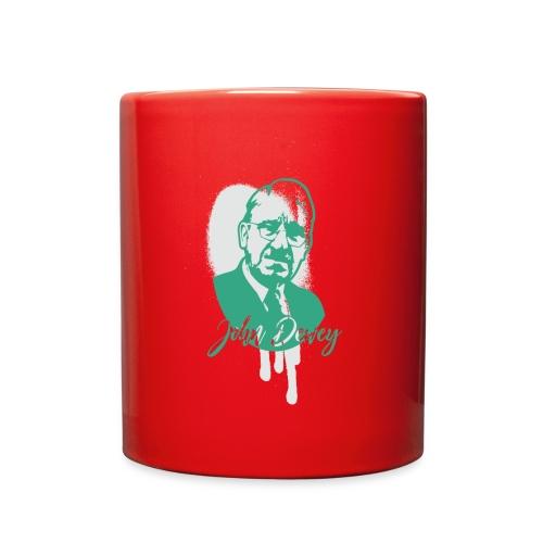 John Dewey - Tasse colorée
