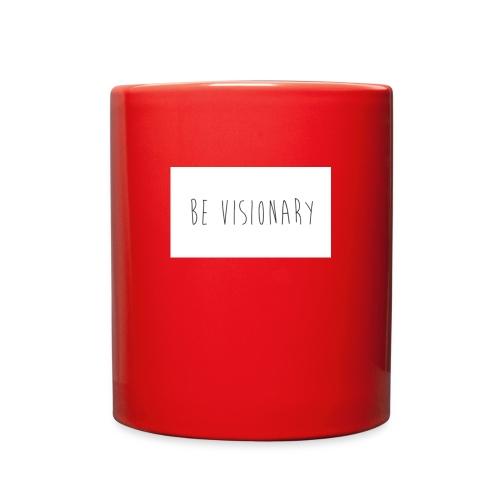 Be Visionary V5 - Full Color Mug