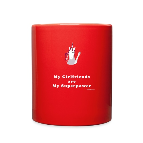 My Girlfriends are My Superpower - Full Color Mug